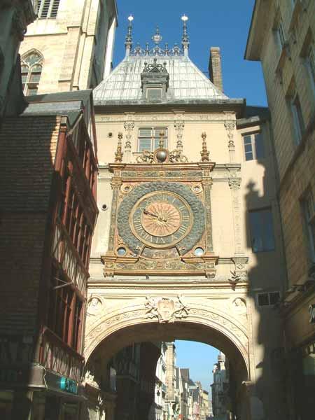 grosse horloge